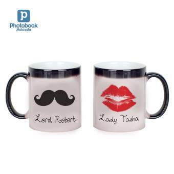 Photobook Malaysia Personalised Couple Magic Mug