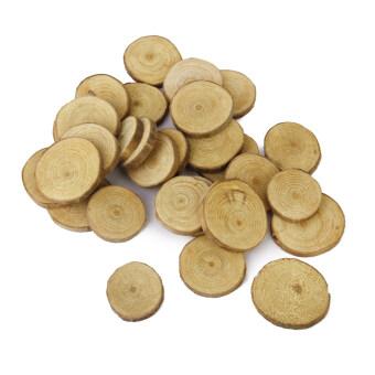 Pine wood slices for diy crafts wedding decor 3 4cm 30pieces pine wood slices for diy crafts wedding decor 3 4cm 30pieces junglespirit Images