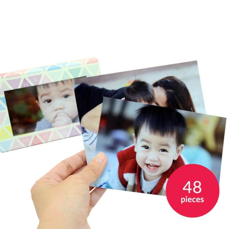 Pixajoy: 4R Photo Prints, 48 Pieces (With FREE One (1) Frame Box) Malaysia