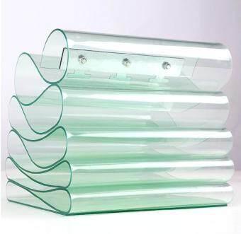 Plastic transparent summer partition soft door curtain