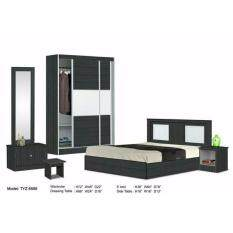 Plz 6556 Bedroom Set