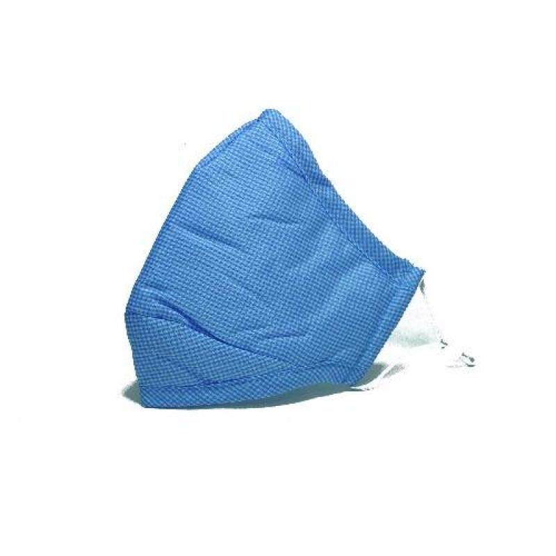 Buy PM 2.5 Adult Face Mask with filters (Small Block) - BLUE Malaysia