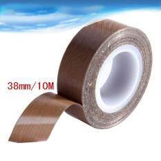 PTFE Coated Teflon High temperature adhesive tape Silicone Adhesive,  (38mmx10M) Malaysia
