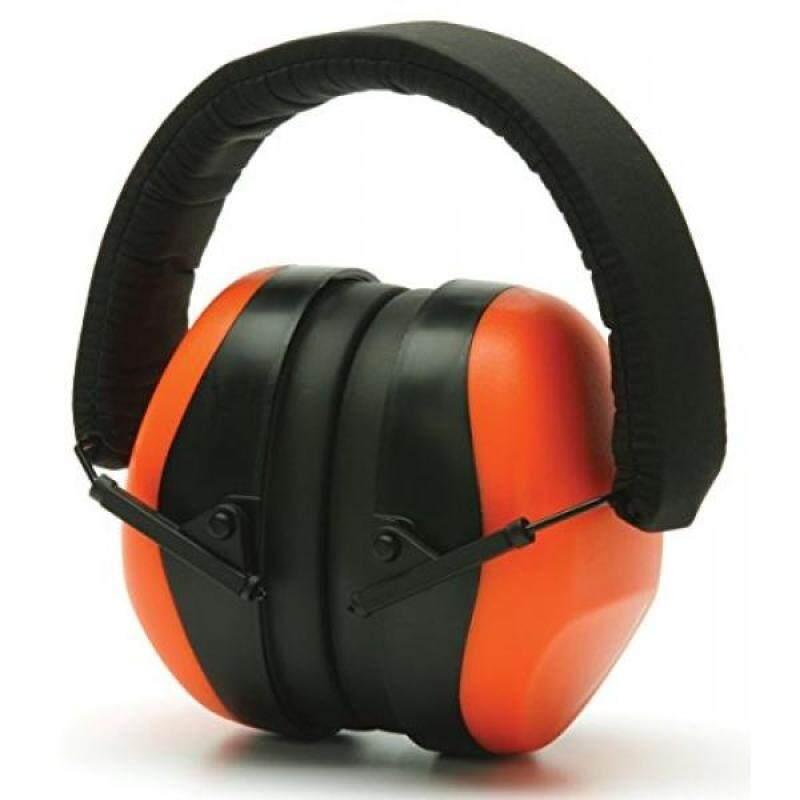 Buy Pyramex PM80 Series Ear Muff NRR26dB, Individually-Packaged, High-Vis Orange Malaysia