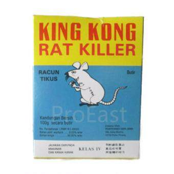 RAT KILLER KING KONG 100GM