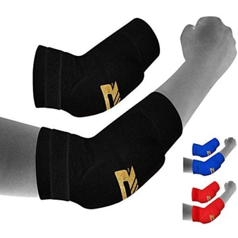 Buy RDX MMA Elbow Support Brace Sleeve Pads Guard Bandage Elasticated Shield Protector Malaysia