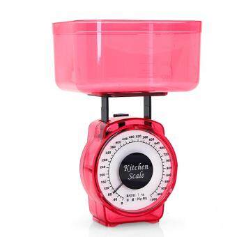 Harga Red Kitchen Scale Max Weight 1KG