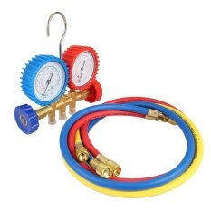 Buy Refrigerant Tables Colored-hoses Manifold Gauges Tools Set Malaysia
