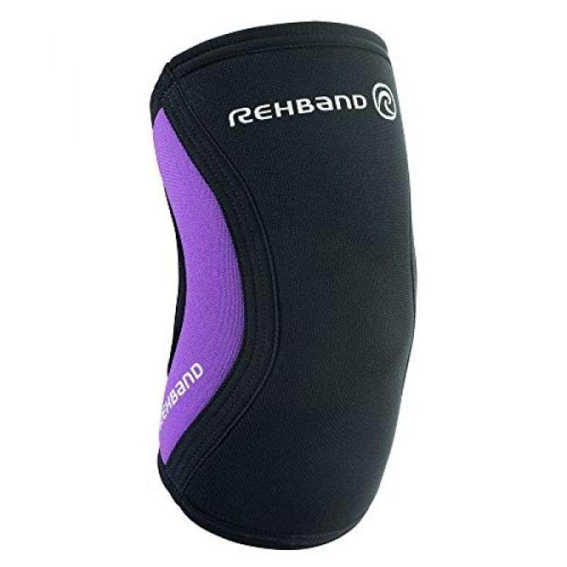 Buy Rehband Rx Elbow Support 5mm - X - Black/Purple - Tennis Elbow and Golfers Elbow Brace - Neoprene Elbow Sleeve For Weightlifting and CrossFit – Support for Elbow Pain & Tendonitis - leeve Malaysia