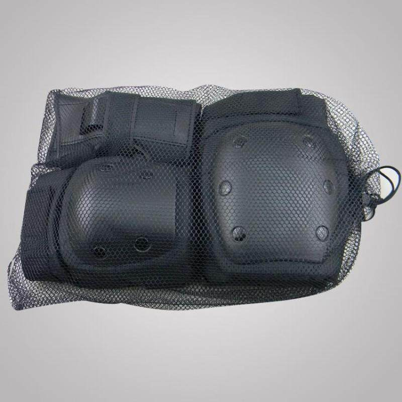 Buy Roller Skating Skateboard Knee Elbow Wrist Protective Guard Pads Gear for adult Malaysia