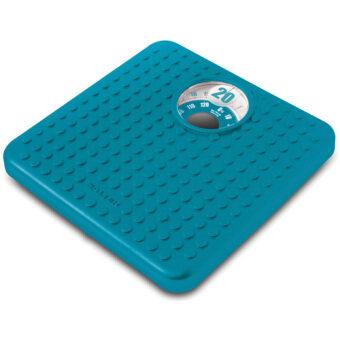 Salter 407 Mechanical Bathroom Scale (Blue)