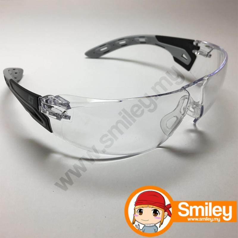 Buy Scott Safety Helios Protective Eyewear for Sports, Cycling, DIY, Casual Wear (Clear) Malaysia