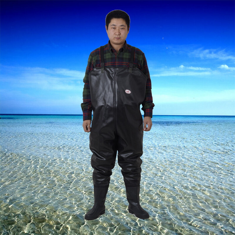 Buy Seewow clothes thick half-length waterproof clothing fishing clothes Malaysia
