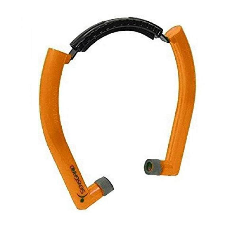 SensGard SG-26 Lightweight Hearing Protection Band NRR 26dB (Orange)
