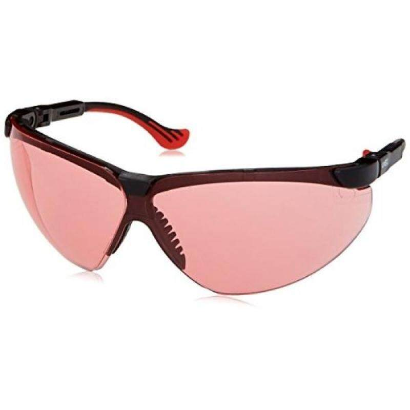 Buy [Seoul lamore]Uvex S3311X Genesis XC Safety Eyewear, Black Frame, SCT-Vermillion UV Extreme Anti-Fog Lens Malaysia