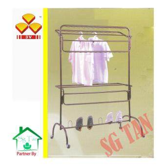SG TAN 3V Retro 4'clothes hanger RR640