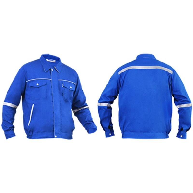 Buy SHAMARR Pre Shrunk Safety Working Jacket (Size L) Malaysia