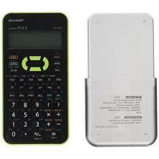 sharp calculator. sharp calculators el-531xbgr engineering/scientific calculator, 5-pack calculator