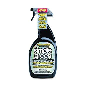 Simple Green SG-18303 Stainless Steel Cleaner and Polish (Black)