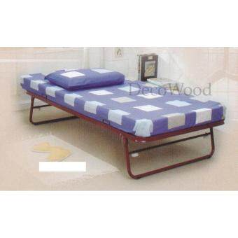 Single Size Metal Bedframe With Roller Pull Out Bed Baby