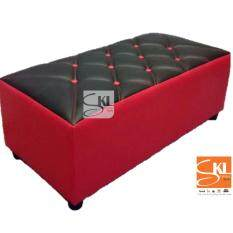 SKL7911 BENCH STOOL /CHAIR /SOFA (RED / BLACK)  sc 1 st  Lazada & Ottomans - Buy Ottomans at Best Price in Malaysia | www.lazada.com.my islam-shia.org