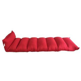 smartux gigato linen fabric adjustable futon sofa  red  malaysia     smartux gigato linen fabric adjustable futon sofa  red   rh   furnituremalaysia online