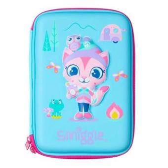 Harga Smiggle Hardtop Pencil Case - Blue Cat