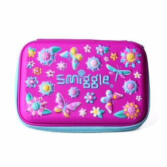 Harga Smiggle Hardtop Pencil Case - Butterflies