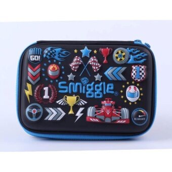 Harga Smiggle Hardtop Pencil Case - Racing Car