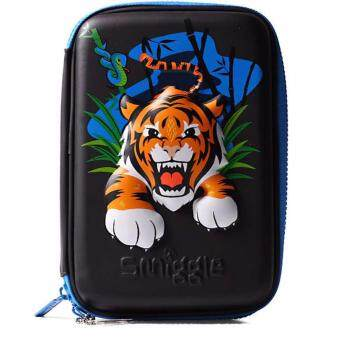 Harga Smiggle Hardtop Pencil Case - Tiger Head