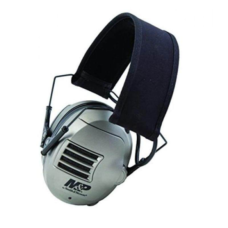 Buy Smith & Wesson Accessories M&P Alpha Electronic Ear Muffs Malaysia