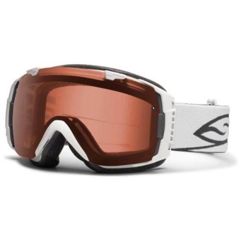 Buy Smith Optics I/O Goggle (White Frame, Polarized Rose Copper Lens) Malaysia