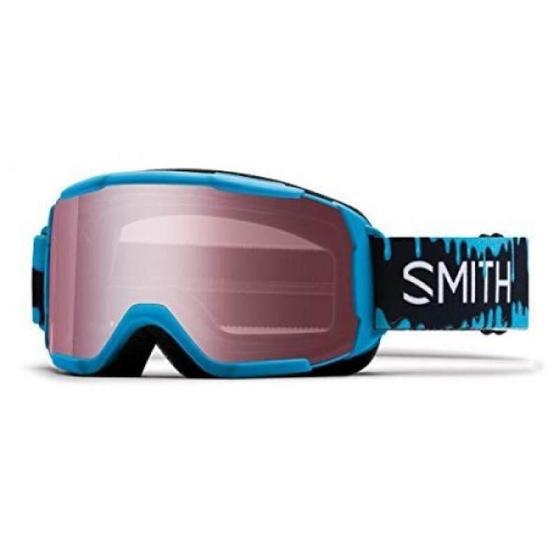 Buy Smith Optics Youth Daredevil Snow Goggles Cyan Slime Frame/Ignitor Mirror Malaysia