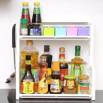 Space Saving Multipurpose Kitchen & Bathroom Storage Rack Shelf (Without Chopping Board Compartment)