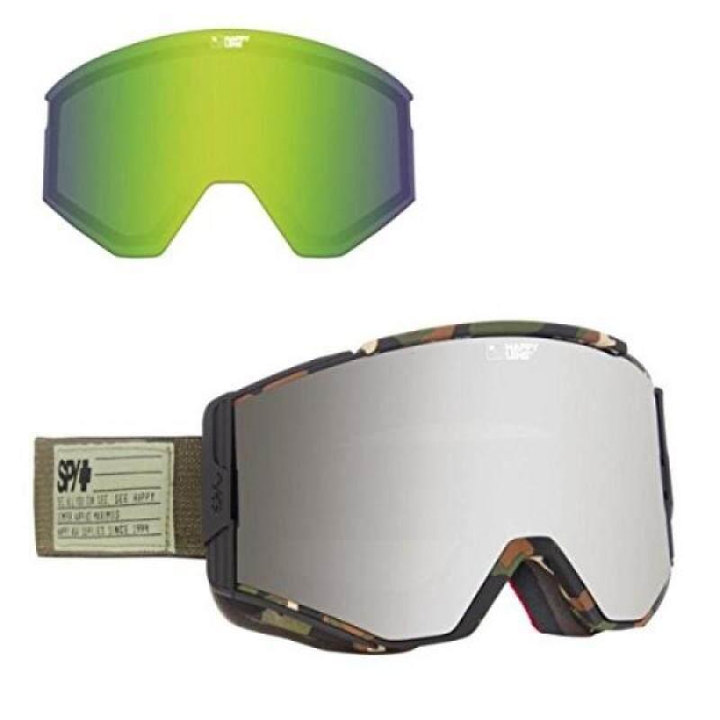 Buy Spy Ace Goggles Fatigue Happy Silver Mirror + Happy Lucid Green Malaysia