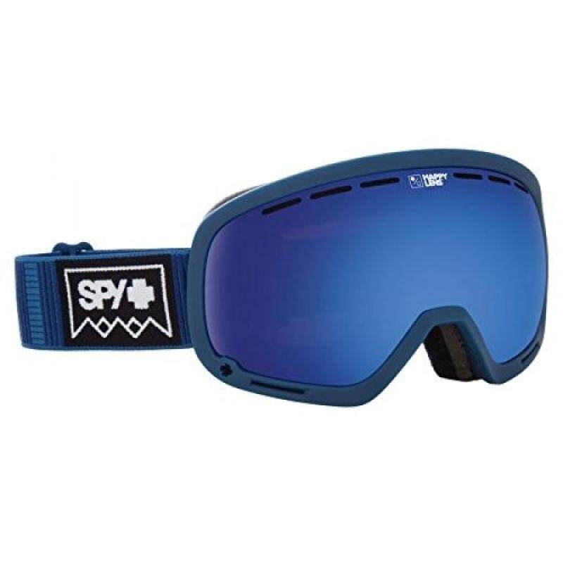 Buy SPY Optic Marshall Deep Winter Navy Snow Goggles  Aviation Scoop Design Ski, Snowboard or Snowmobile Goggle  Two Lenses with Patented Happy Lens Tech Malaysia