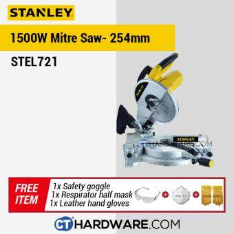 STANLEY STEL721 1500W 254mm Mitre Saw