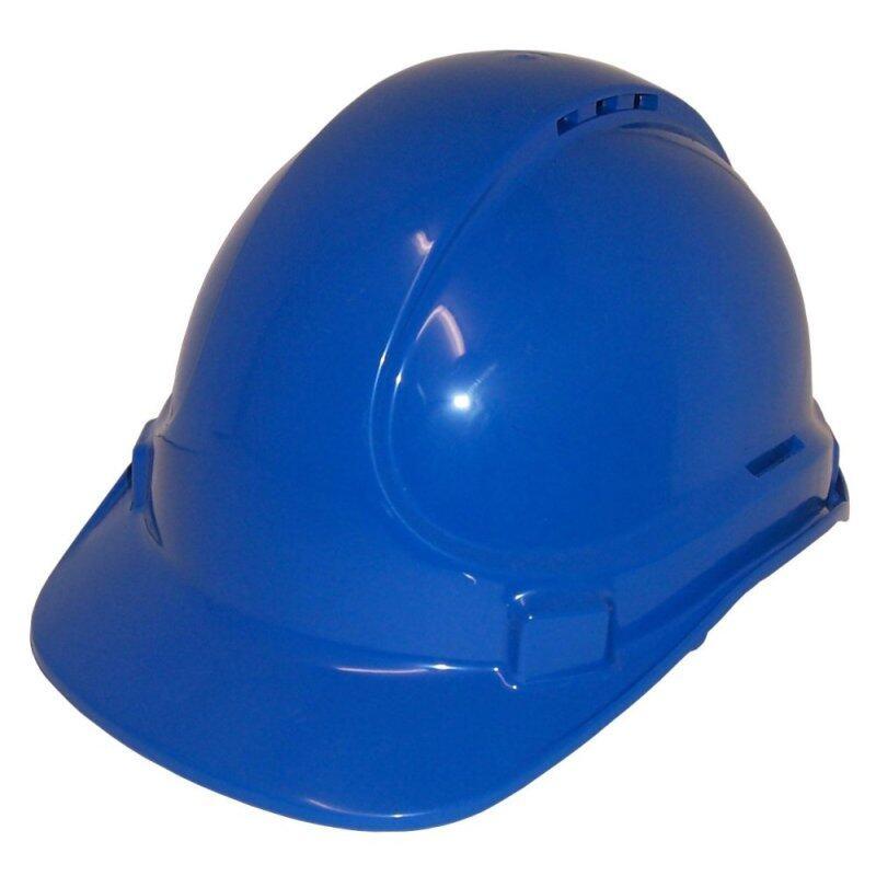 Buy Starwill Sirim Safety Helmet - Blue Malaysia