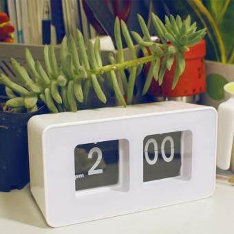 Stylish Auto Flip Clock Desk Table Clocks - 4