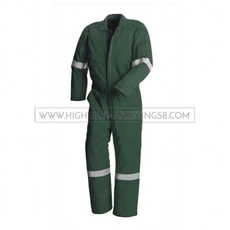 Buy Supersonic Safety Reflective Coverall Dark Green Size XL Malaysia