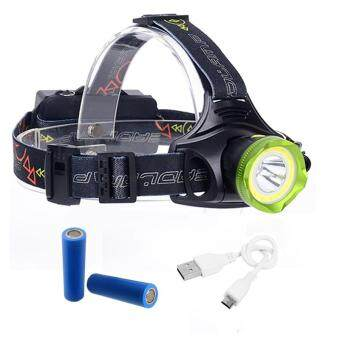 T6 LED Headlamp Lantern XML Head Lamp Flashlight Torch HeadlightLanterna Headlamps Flashlights Night Fishing Light