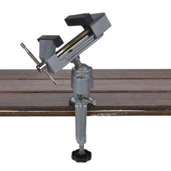 Table Bench Vice Alloy 360 Degree Rotating Universal Clamp - 3