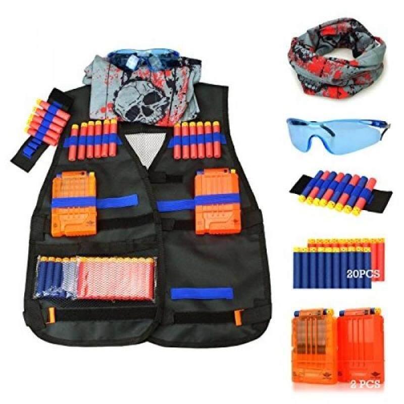 Buy Tactical Vest Kit for Nerf s N-Strike Elite Series Malaysia