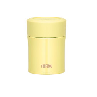 Thermos 300ml Stylish Insulated Food Jar (JBJ-302) NEW - PastelYellow
