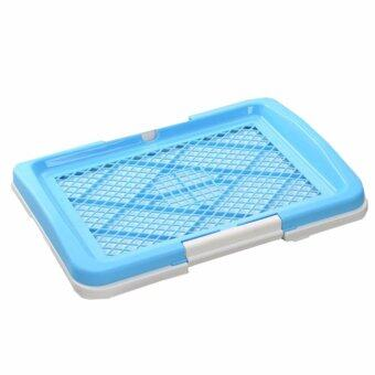 Toilet Tray Pad for Pet Large (Blue)
