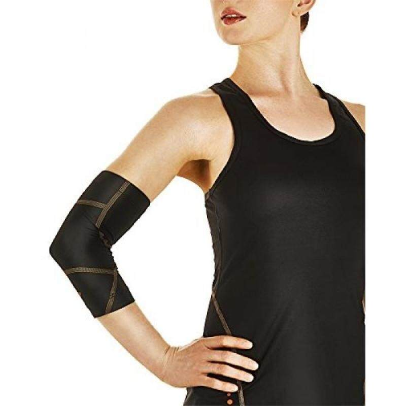 Buy Tommie Copper Womens Performance Boost Elbow Sleeve, Black, Malaysia