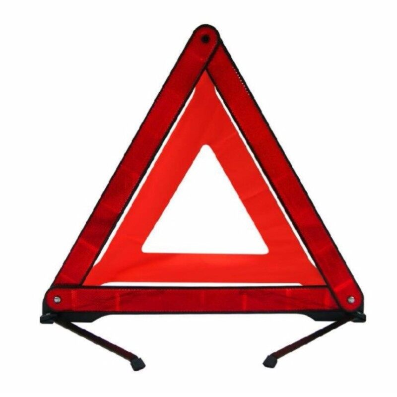 Buy Traffic Safety Triangle Foldable Emergency Warning Sign Reflective Board Malaysia