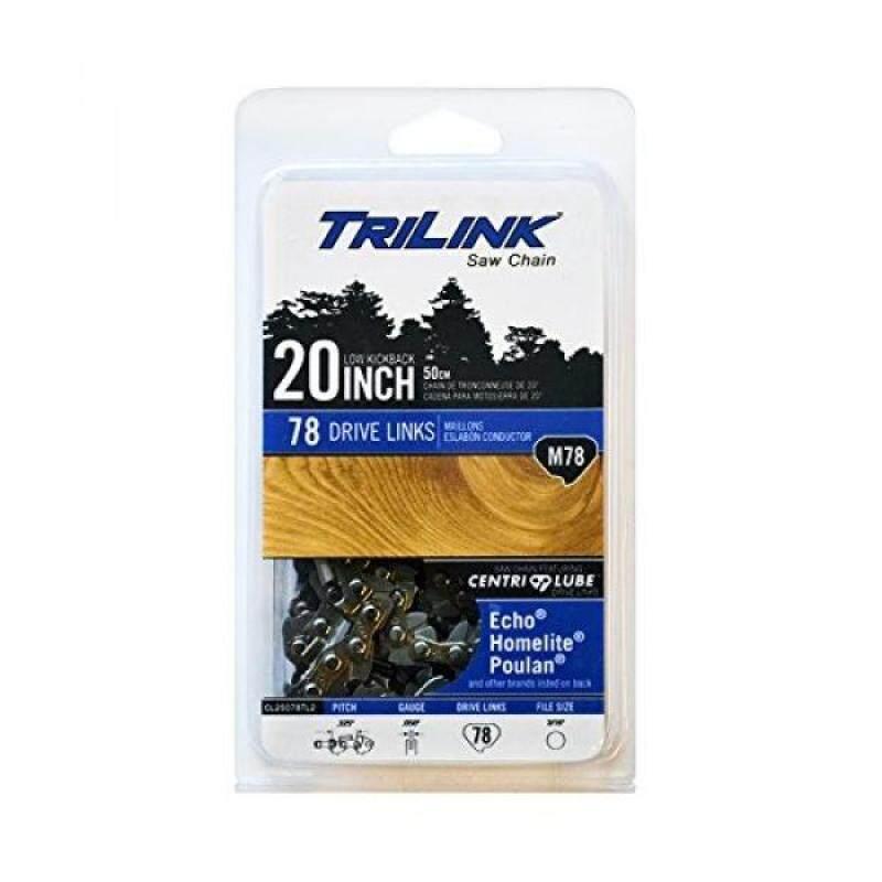 "Buy Trilink Saw Chain CL25078TL2 20"" Chainsaw Chain M78 Malaysia"