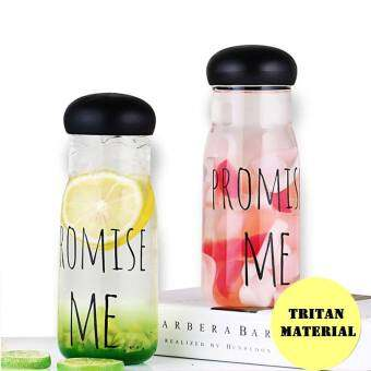 Harga [Tritan Material] Korea Promise Me Lemon Water Bottle with Filter