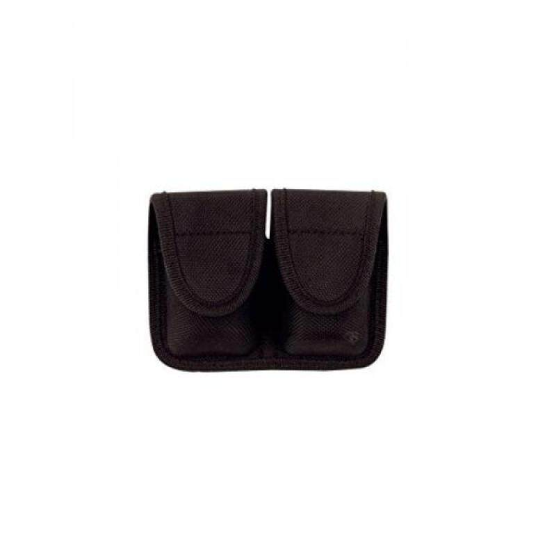 """Buy TRU-SPEC 6423000 Pouch, Black Speed Loader, 2"""" Height, 7"""" Wide, 7"""" Length, 1680 Denier Ballistic Pack Cloth, One Size Malaysia"""